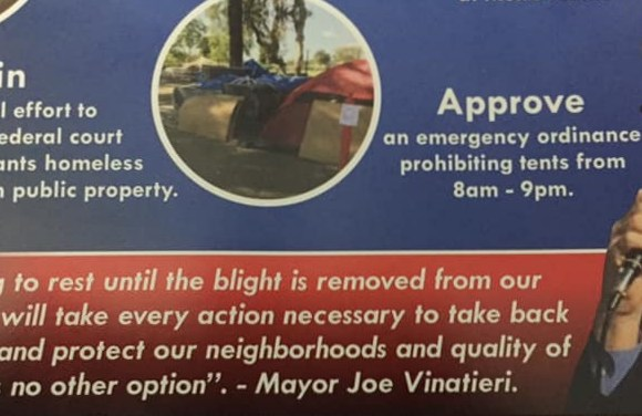 "Open Letter to Whittier's Mayor re: ""Blight"""