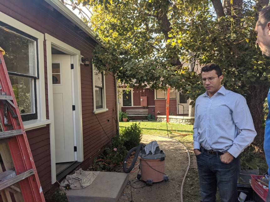 Council Member Henry Bouchot Prevents Homelessness at Home; You Can ADU Too.