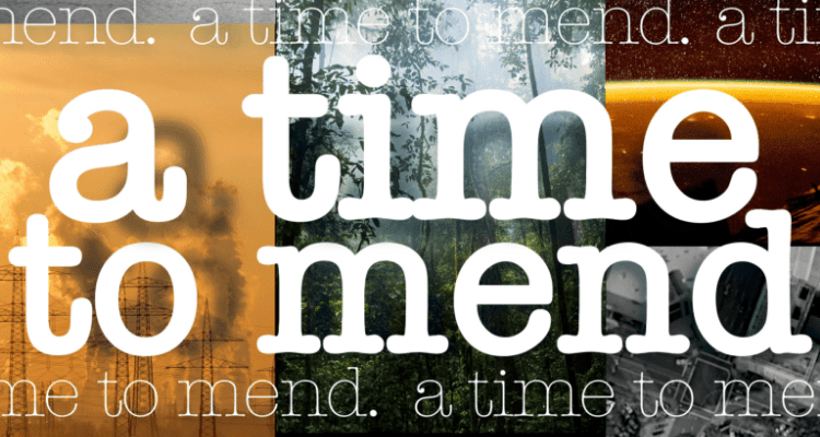"""CSCS Hosting """"A Time to Mend"""", Climate Short Film from Dan Gallagher Arts"""