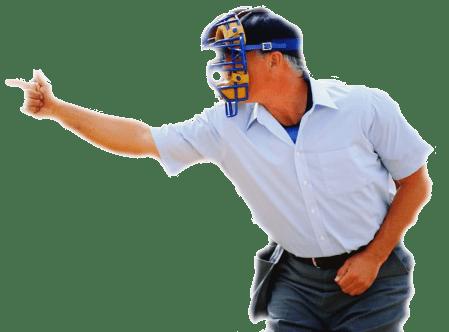 umpire-strike