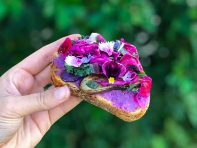 Garden Toast