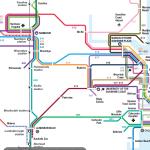Metro map - Sunshine Coast - part