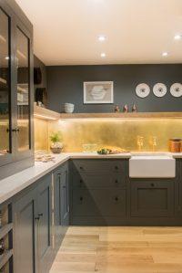 Modern Industrial Kitchen Showroom - Sustainable Kitchens