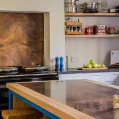 Natural Wood Kitchen Cabinets Honest Embark Brass & Copper Worktops: Pros Cons - Sustainable Kitchens