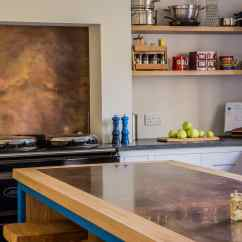 Kitchen Cabinets Long Island Tile Countertops Brass & Copper Worktops: Pros Cons - Sustainable Kitchens