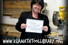 Current Project: Klamath Tool Library