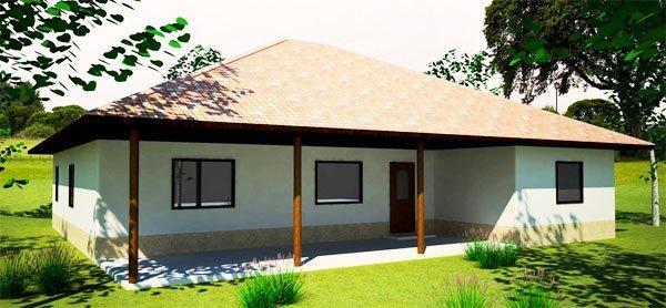 Beachcomber House Plan