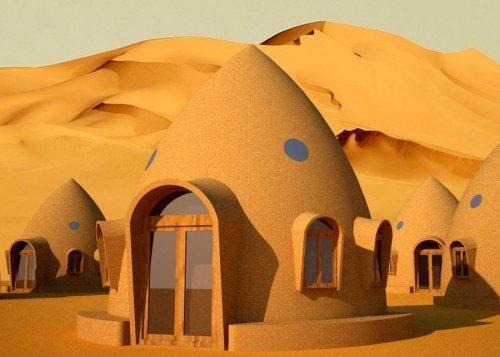 Peace Dome Plan