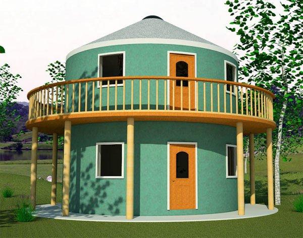 Roundhouse Yurt