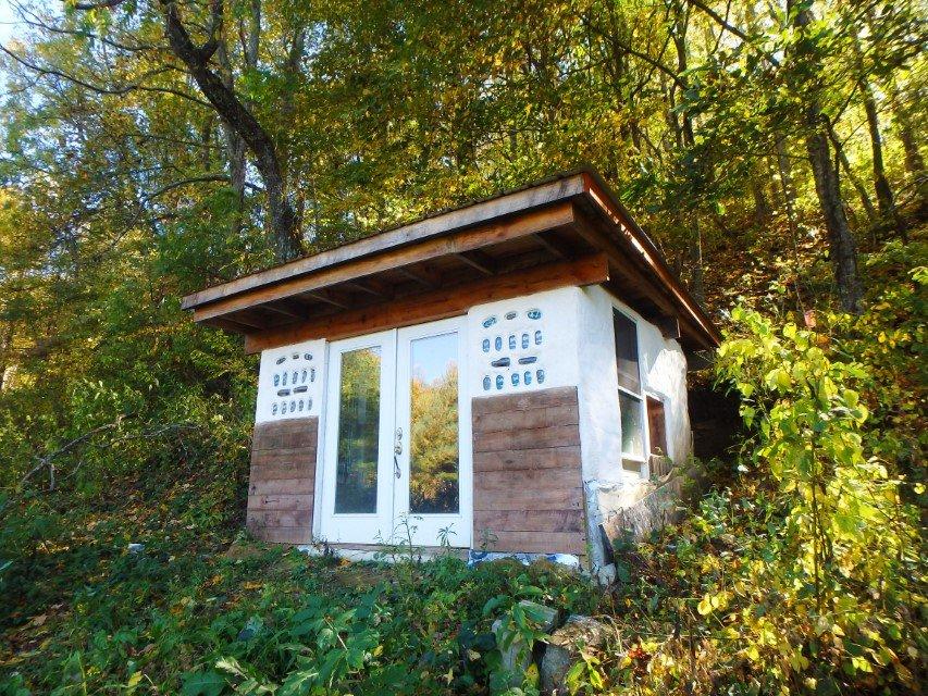 Earthbag Tiny House Mother Earth News