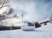 Eco pod home