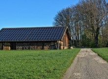 Solar powered homestead