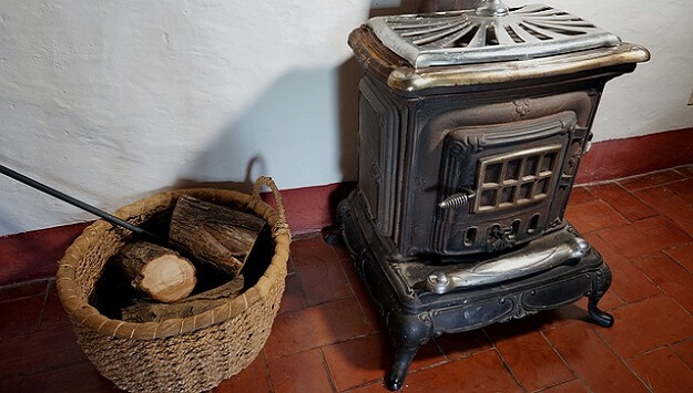 Why heat with wood