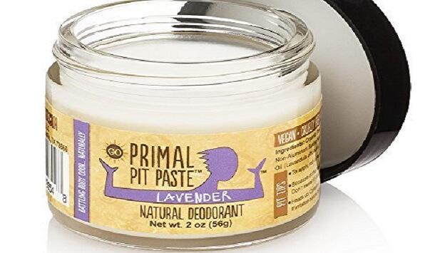 Natural deodorants that work
