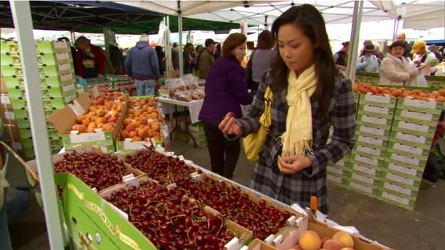 Reasons to shop at farmer's markets