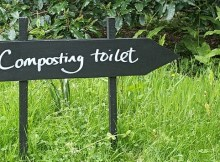 How to compost your own poop