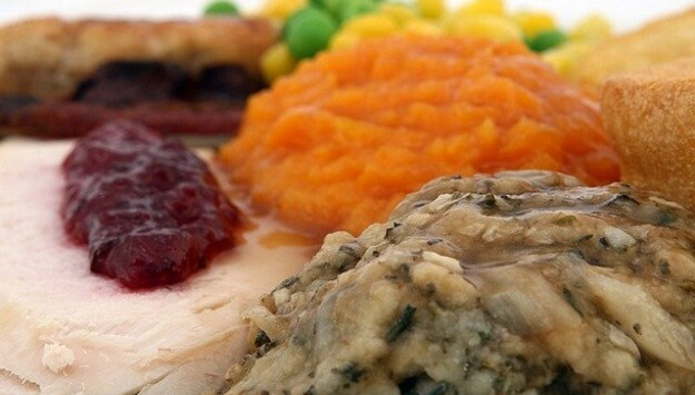 Tips for a sustainable Thanksgiving dinner