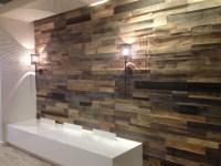 Reclaimed wood paneling - Sustainable Lumber Company