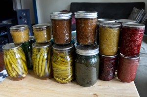 Preserve Produce for Winter