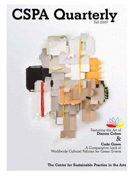 CSPA Fall 09 Cover