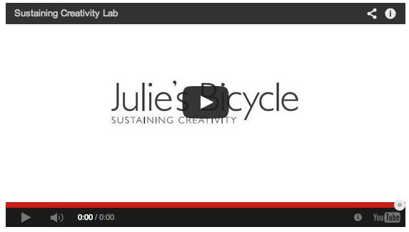 http://www.juliesbicycle.com/Sustaining-Creativity