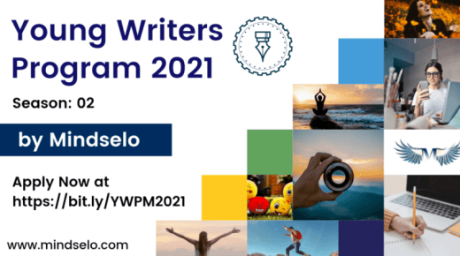 Opportunity: Young Writers Program 2021 by Mindselo (YWPM 2021)