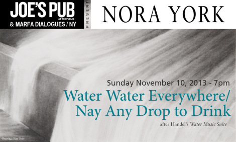 Nora York at Joe's Pub