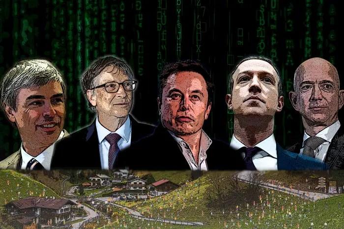 Technocrats of Big Tech space