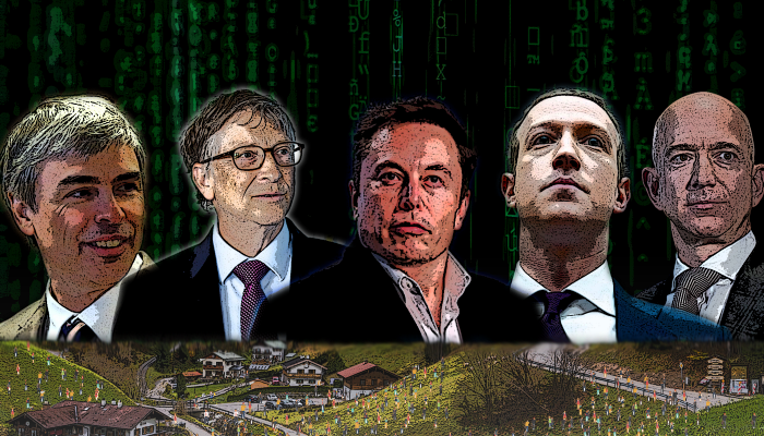 Technocrats of Big Tech space