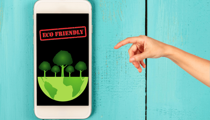 eco-friendly mobile apps