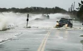 Hurricane Sandy Hits New Jersey 2011