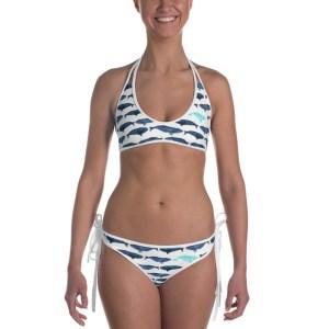 RIght Whale bikini
