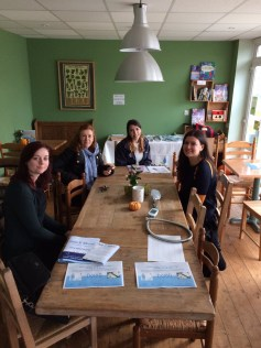 Affinity - Water use drop-in at The Green Kitchen Cafe