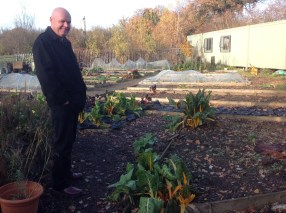 Earthworks Open Day and Xmas Fair