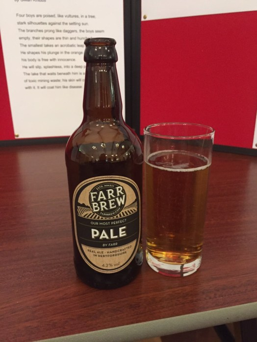 Local FARR brewery beer prizes