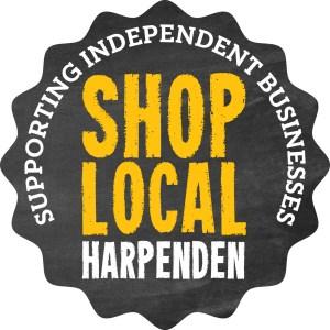 Shop Local Logo AW