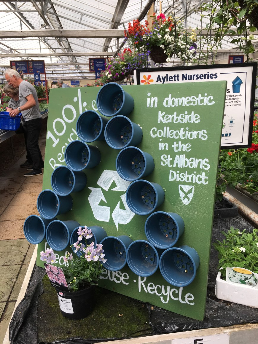 100 per cent recyclable