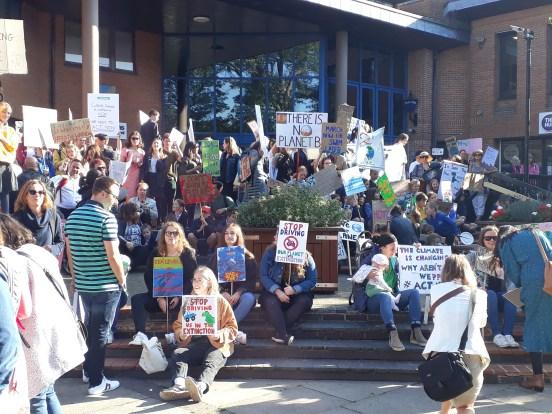 outside council