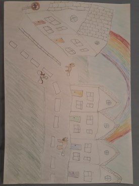 Lockdown competition - Benji age 11 art