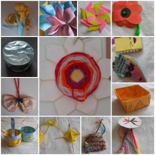 Lockdown competition - Priya age 11 crafts