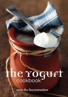 The Yogurt Cookbook by Arto der Haroutunian