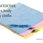 The Awesome Norwex body and baby cloths. These cloths are AWESOME for cleaning your face and body without any kind of soap or body wash. Just Use Water.