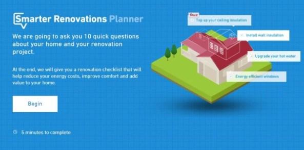 Smarter Renovations Planner | SustainableSuburbia.net