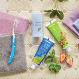 Toothbrush and other Norwex products