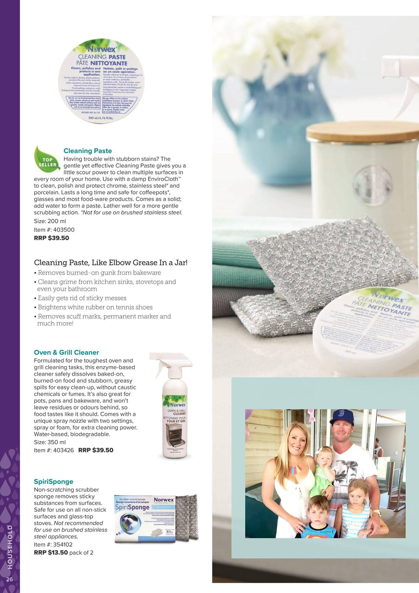 2018 Norwex Australia Catalogue | Sustainable Suburbia