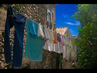 Laundry Line by RaSeLaSeD - Il Pinguino in flickr