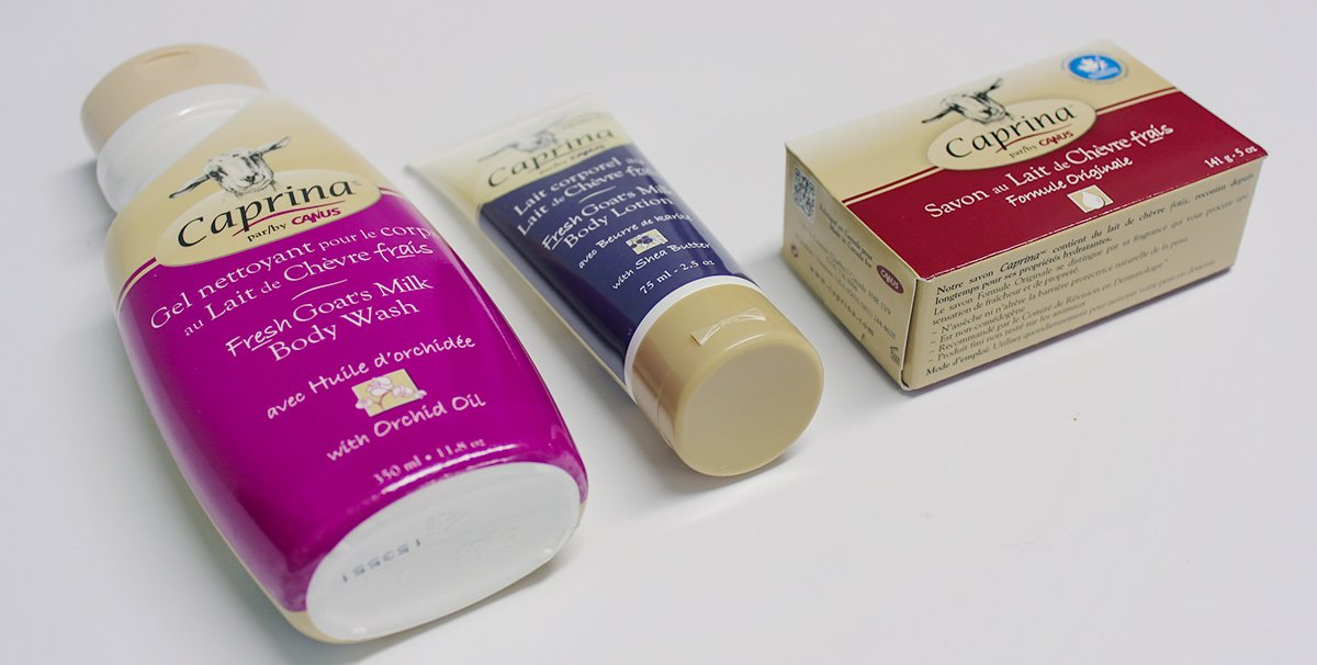 caprina products