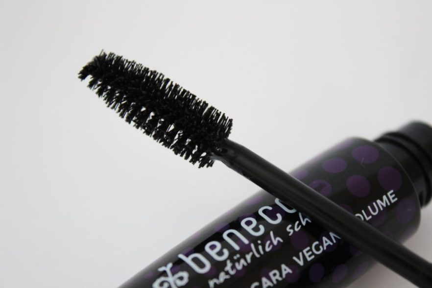 benecos natural mascara vegan volume brush