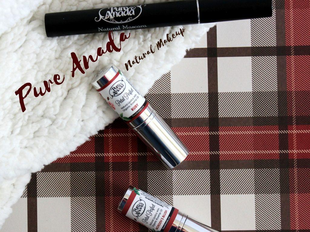 Pure Anada Natural Makeup