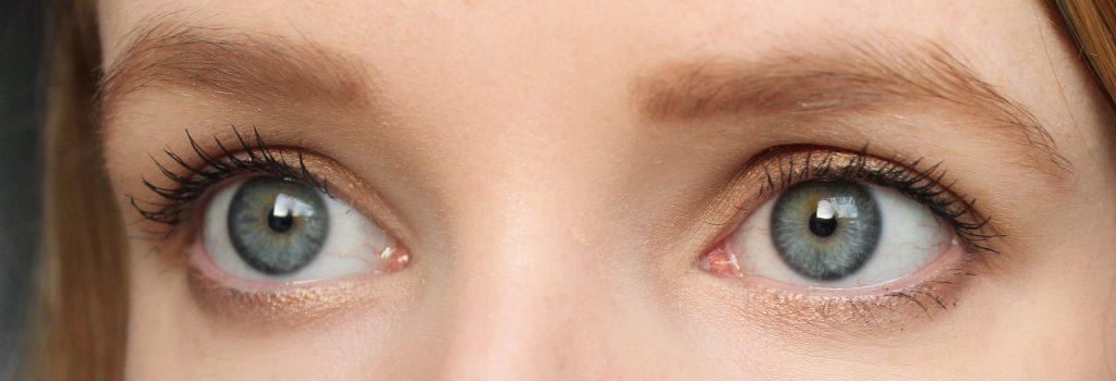 Pure Anada Natural Mascara versus Rimmel Lash Sensational Mascara